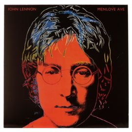 Andy Warhol-John Lennon (Menlove Ave) - Paul Anka (The Paintor) - Billy Squier (Emotions In Motion)