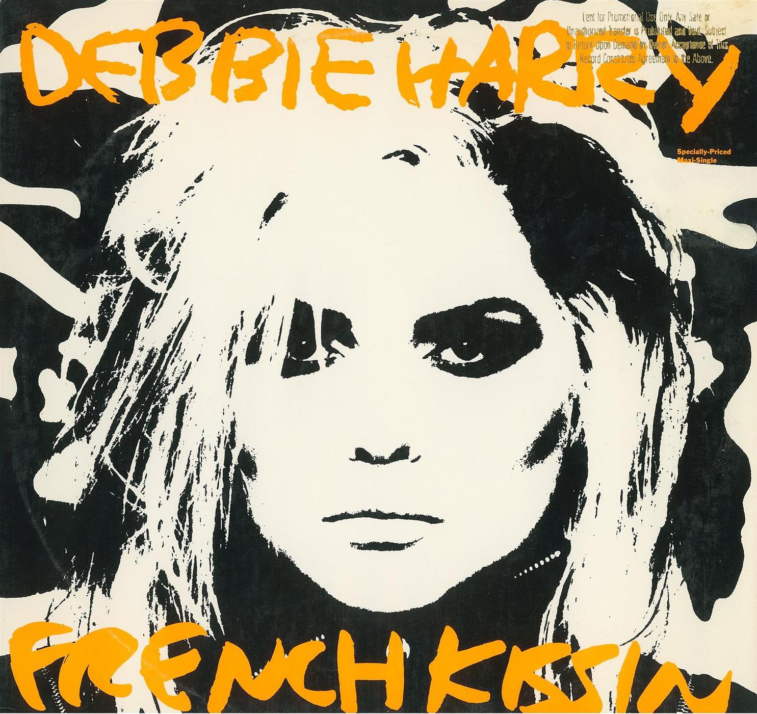 Andy Warhol-Debbie Harry (French Kissin)-1986