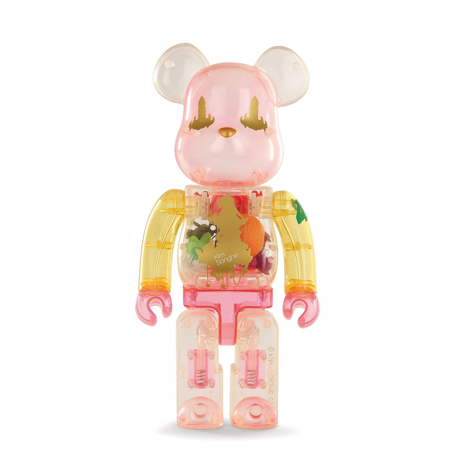 Be@Rbrick 400% - Be@Rbrick Par Kim Songhe-2008