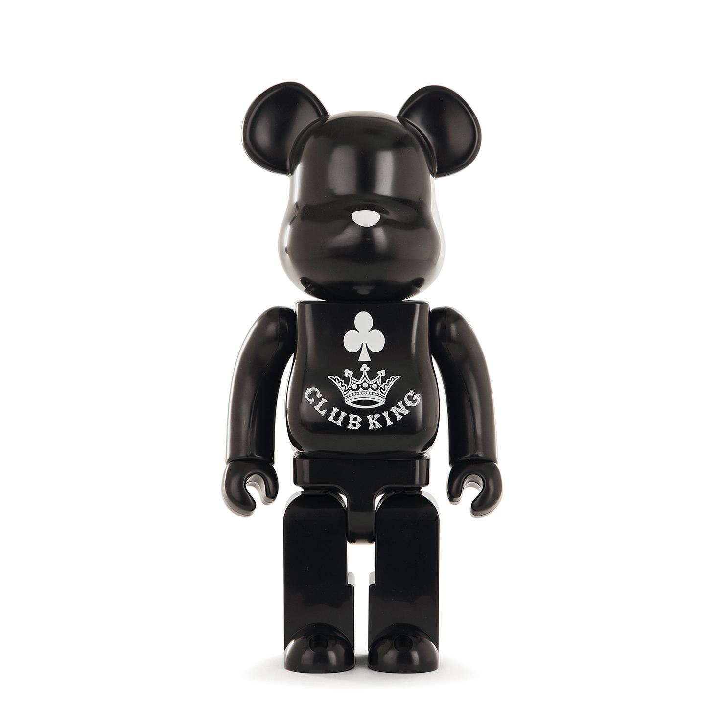 Be@Rbrick 400% - Be@Rbrick Club King Par Moichi Kuwahara-2009