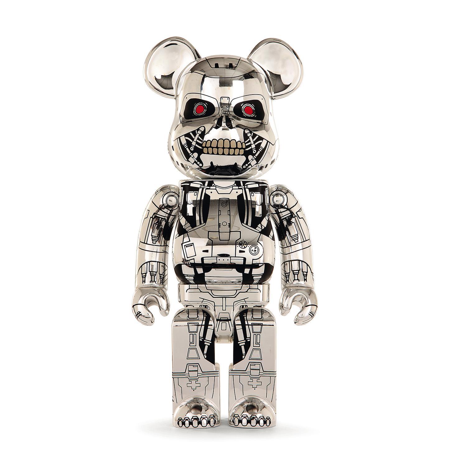 Be@Rbrick 400% - Be@Rbrick Terminator Salvation-2009