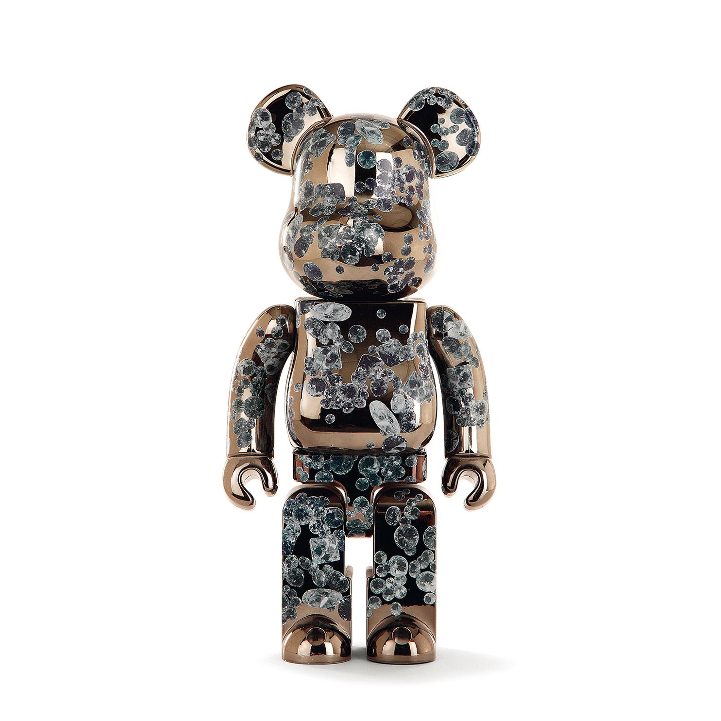 Be@Rbrick 400% - Be@Rbrick My Dirty Diamonds Par Matt Black-2009