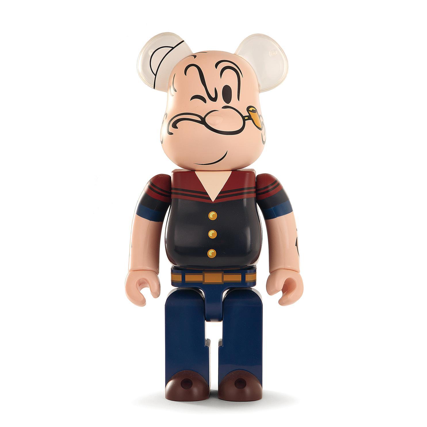 Be@Rbrick 400% - Be@Rbrick Drx Navy Popeye Par Dr. Romanelli-2011