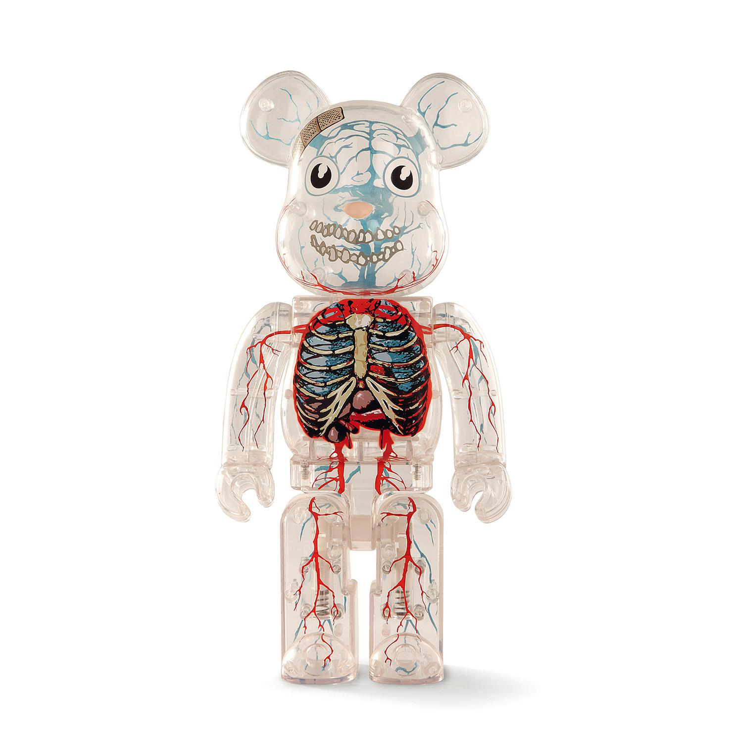 Be@Rbrick 400% - Be@Rbrick Halloween Trick Or Treat Par Dr. Romanelli-2008
