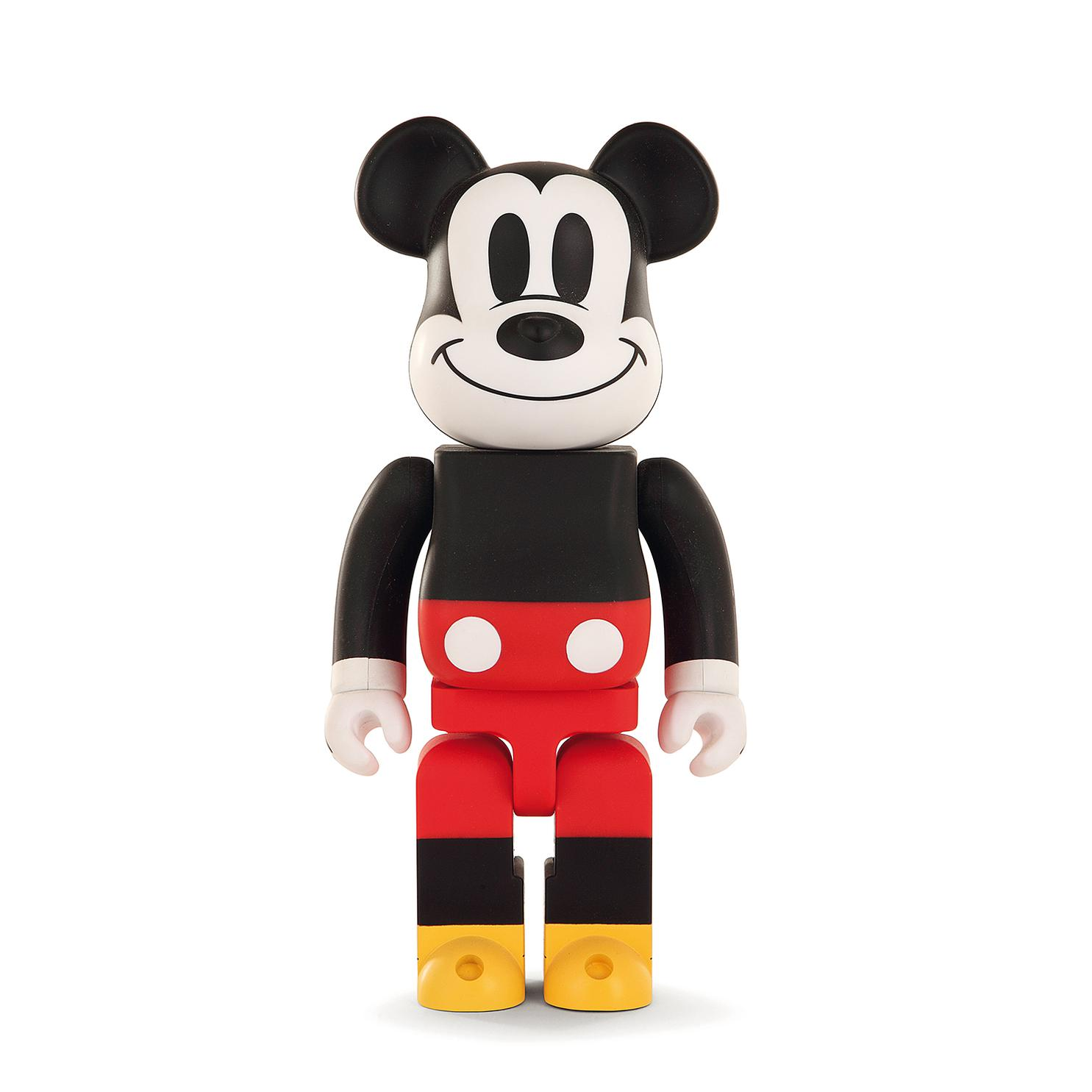 Be@Rbrick 400% - Be@Rbrick Mickey Mouse-2009