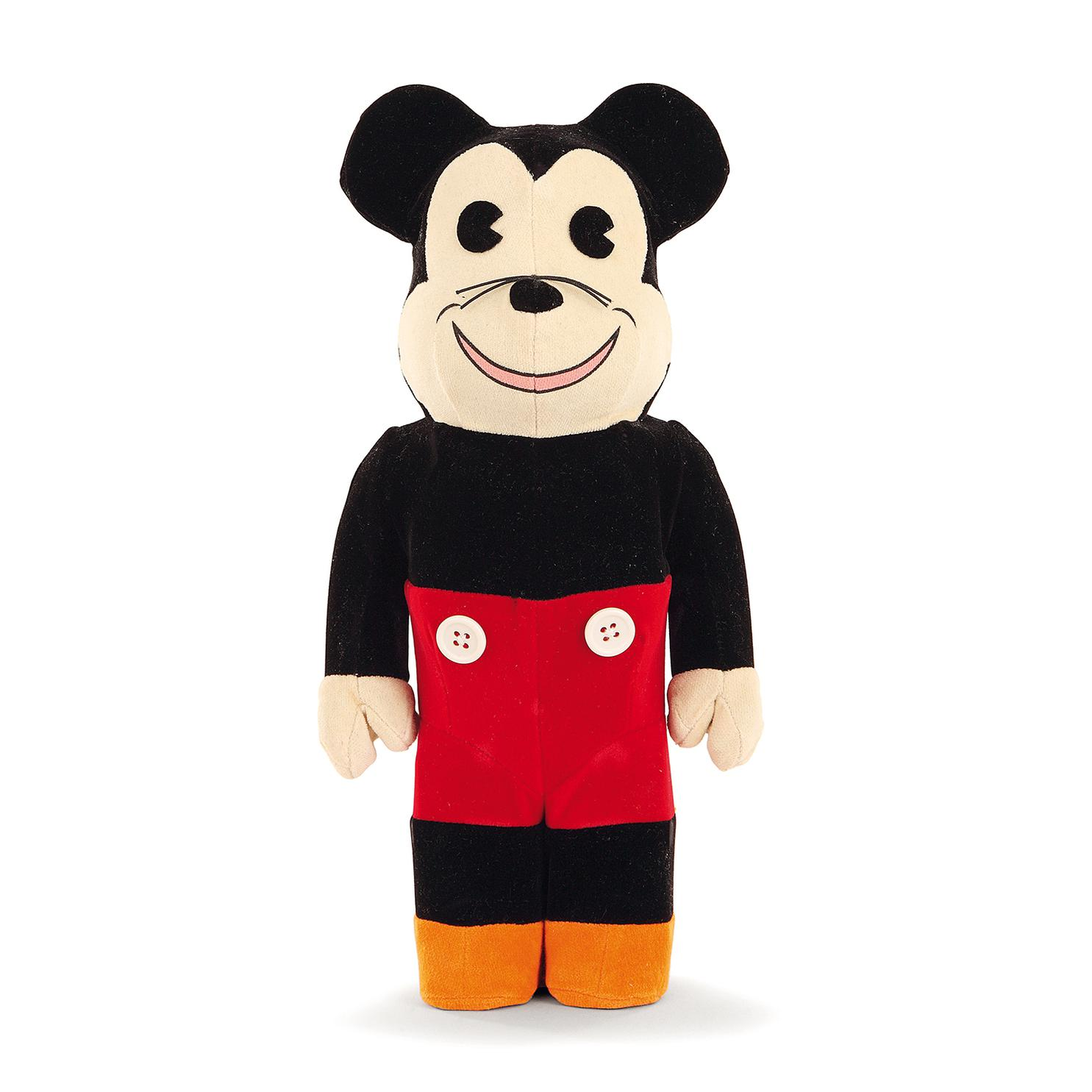 Be@Rbrick 400% - Be@Arbrick World Wide Tour 2 Mickey Mouse-2011
