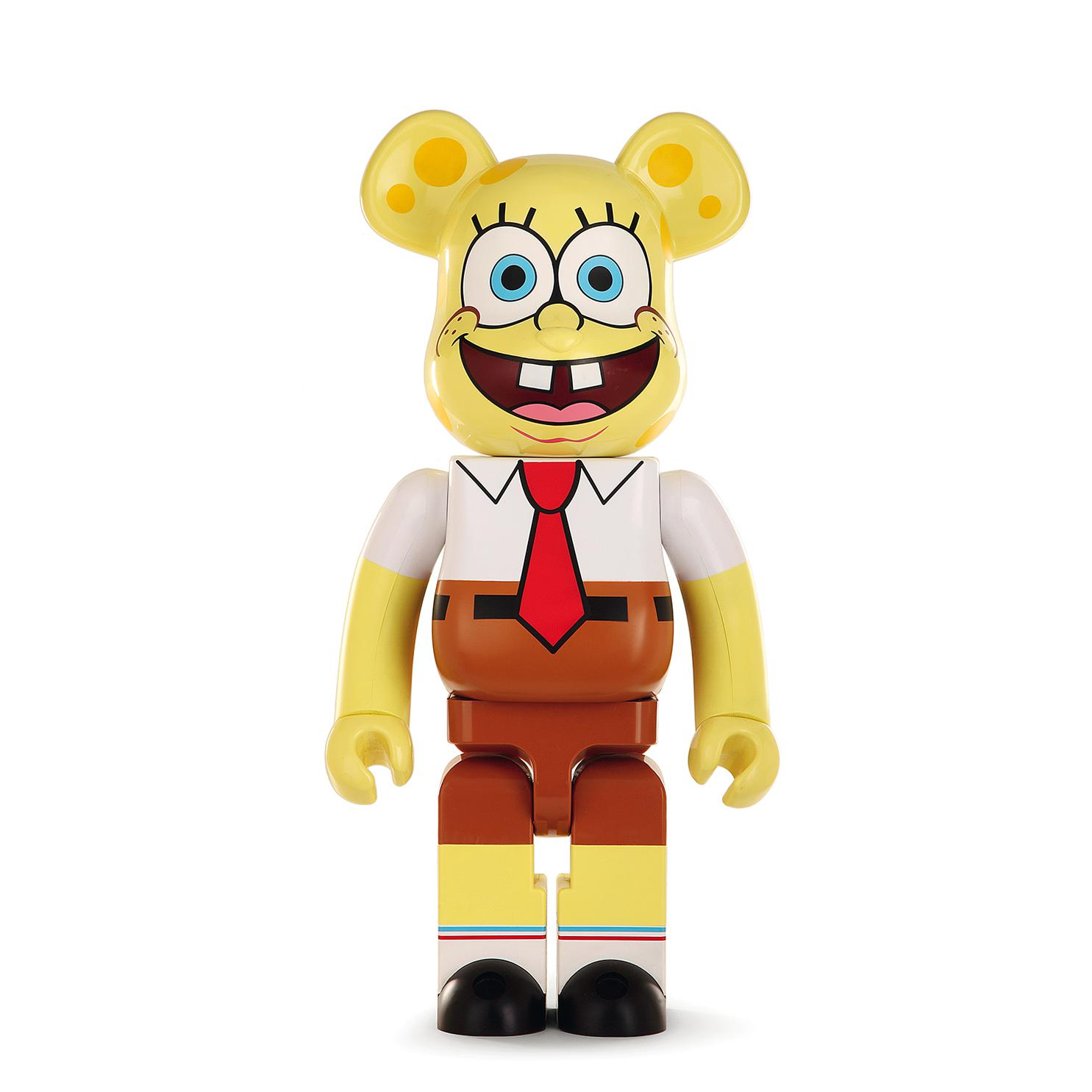 Be@Rbrick 1000% - Be@Rbrick Sponge Bob Square Pants-2010