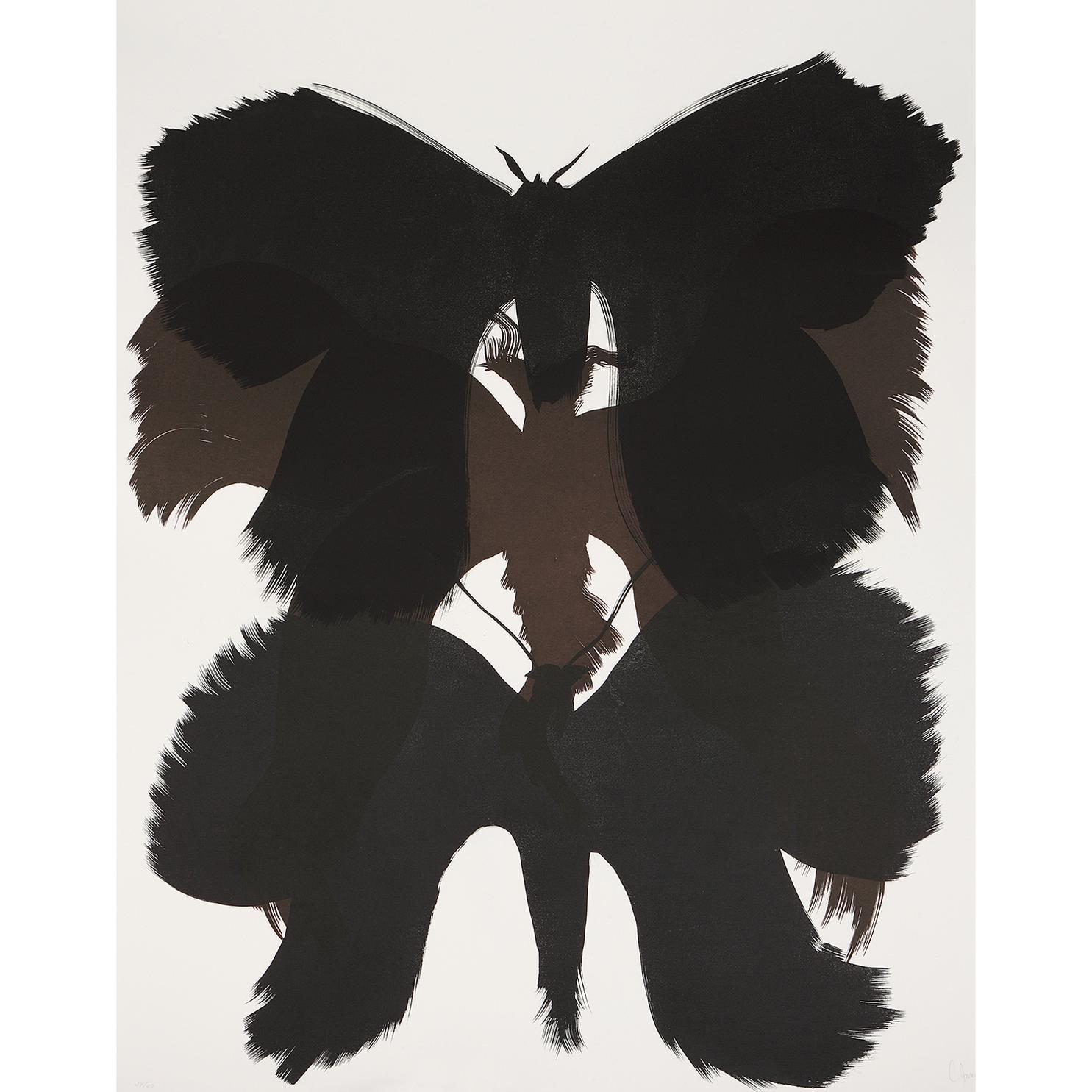 Carlos Amorales-Mariposas Negras-