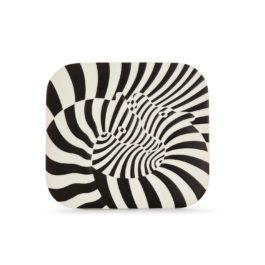 Victor Vasarely-Zebra-1977