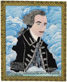 Howard Finster-John Hancock, #1748-1980