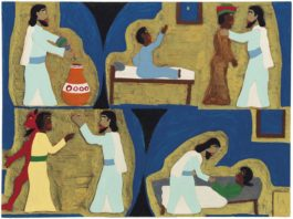 Leroy Almon - Untitled (Miracles Of Jesus)-1988