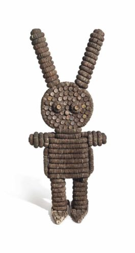 Clarence Woolsey - Untitled (Rabbit)