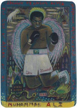 Tony Fitzpatrick-Muhammad Ali