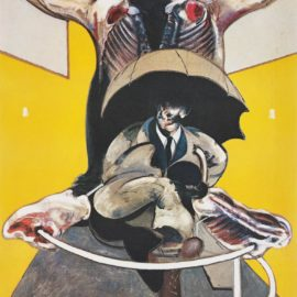 Francis Bacon-After Second Version Of Painting 1946-1971