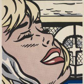 Roy Lichtenstein-Shipboard Girl-1965