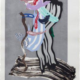 Roy Lichtenstein-Grandpa-1989