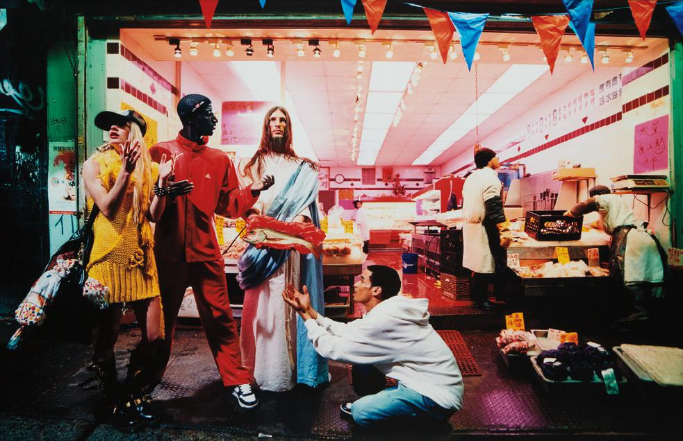 David LaChapelle-Loaves & Fishes-2008