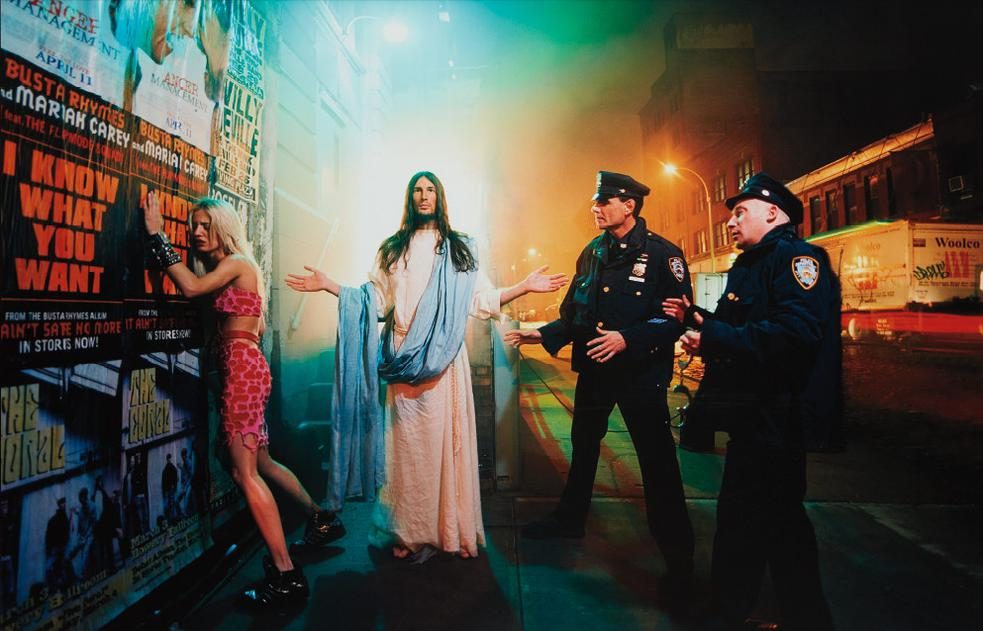 David LaChapelle-Intervention-2008