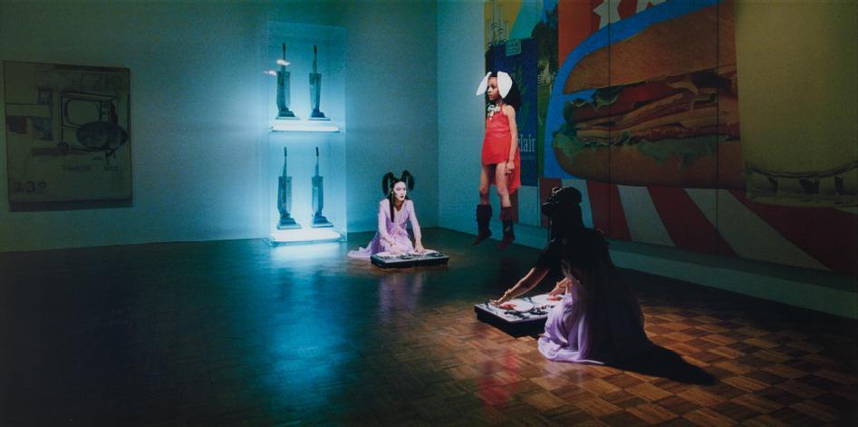 Luis Gispert And Jeffrey Reed - Final Levitation-2004