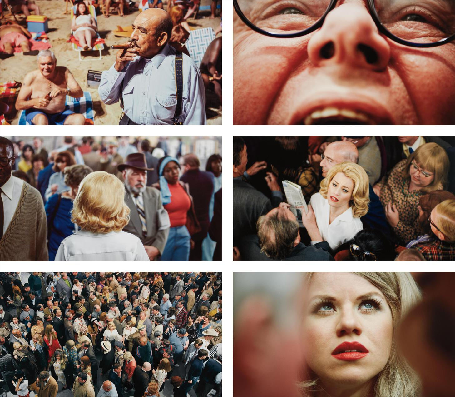 Alex Prager-Untitled (Face In The Crowd) Box Set-2014