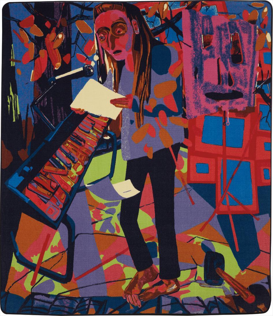Dana Schutz-Untitled-2005