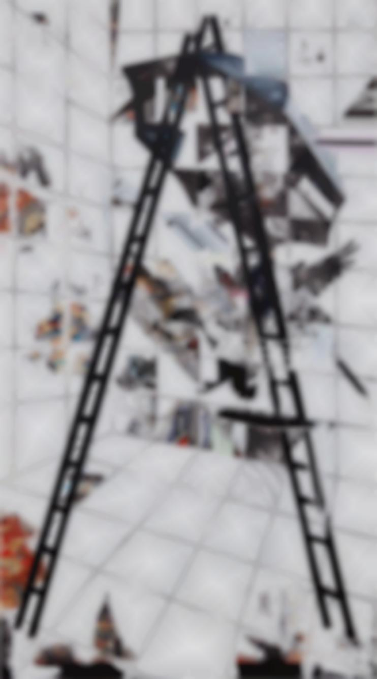 Francesca Dimattio - Black Ladder-2008