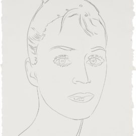Andy Warhol-Heather Watts-1986