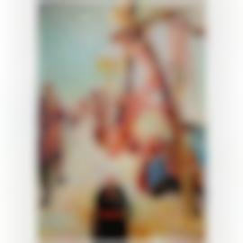 Siegfried Trillhaase-Crucifixion-1923