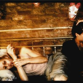 Nan Goldin-Greer And Robert On The Bed, Nyc-1982
