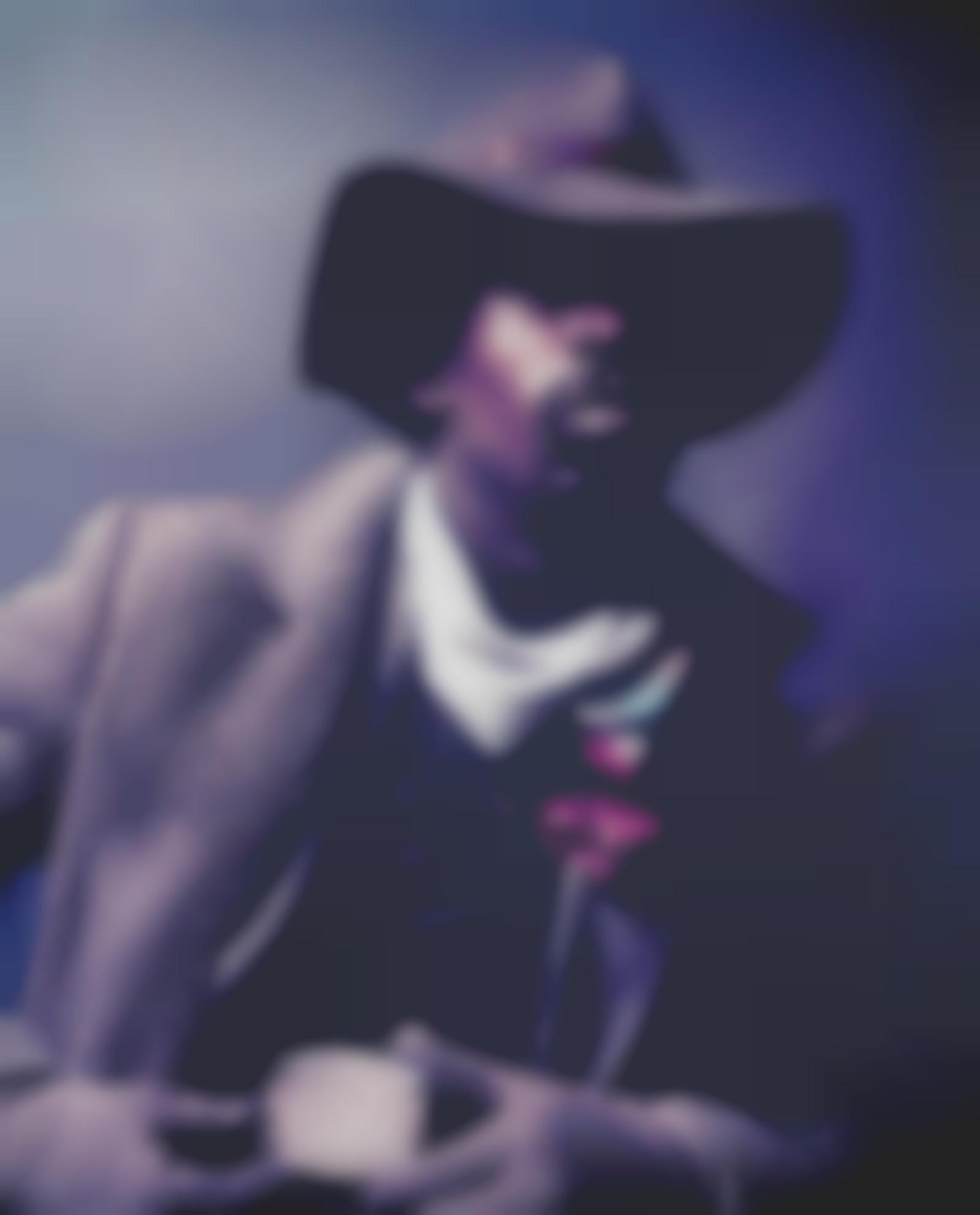 Andres Serrano-Nomads (Sir Leonard)-1990