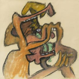 Roberto Matta-Untitled-1980