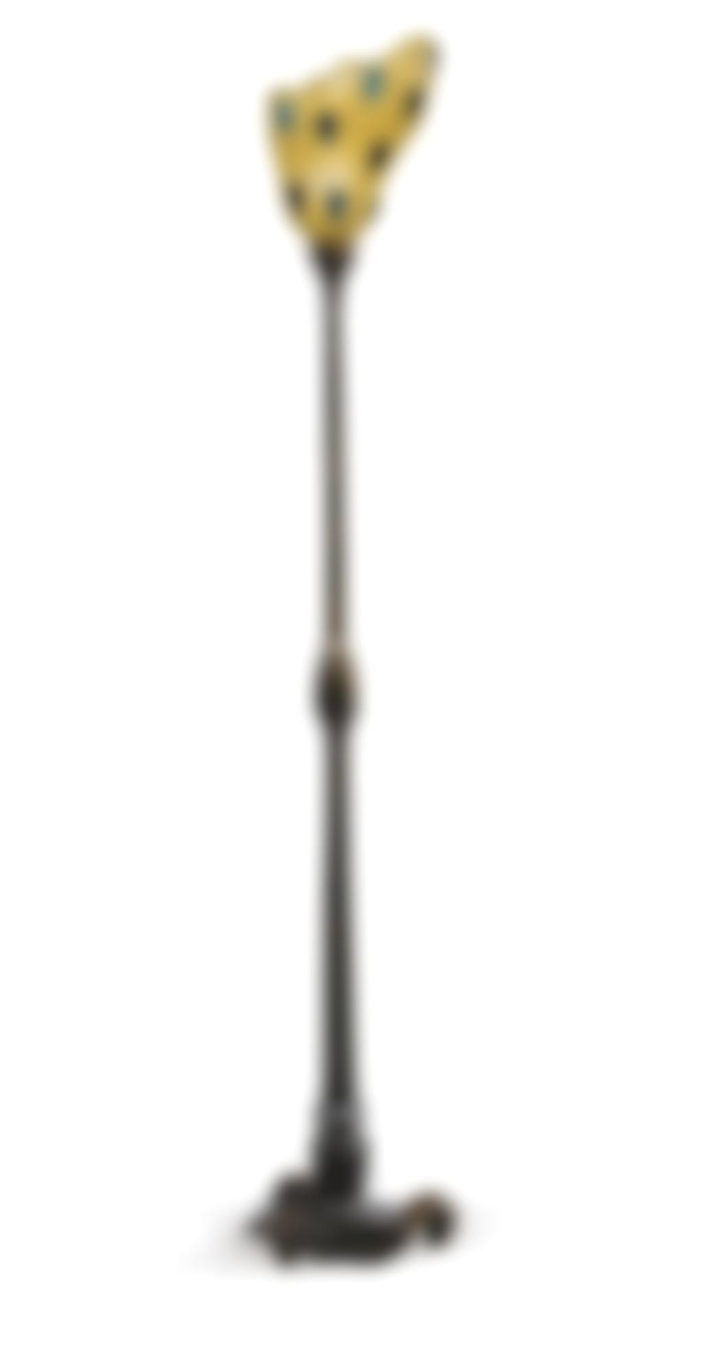 Andre Dubreuil - Lacrima Floor Lamp-1990