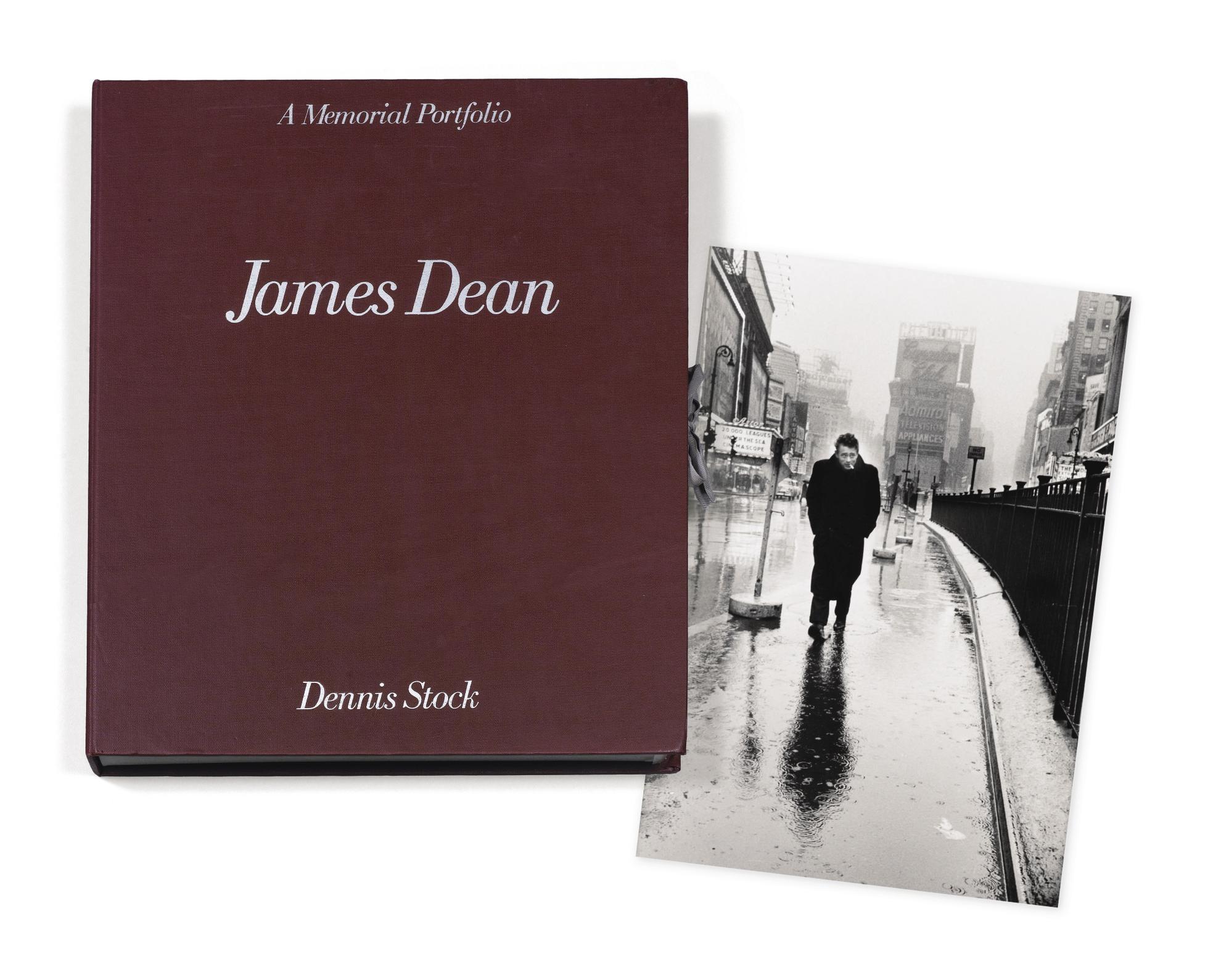 Dennis Stock-A Memorial Portfolio: James Dean-1979