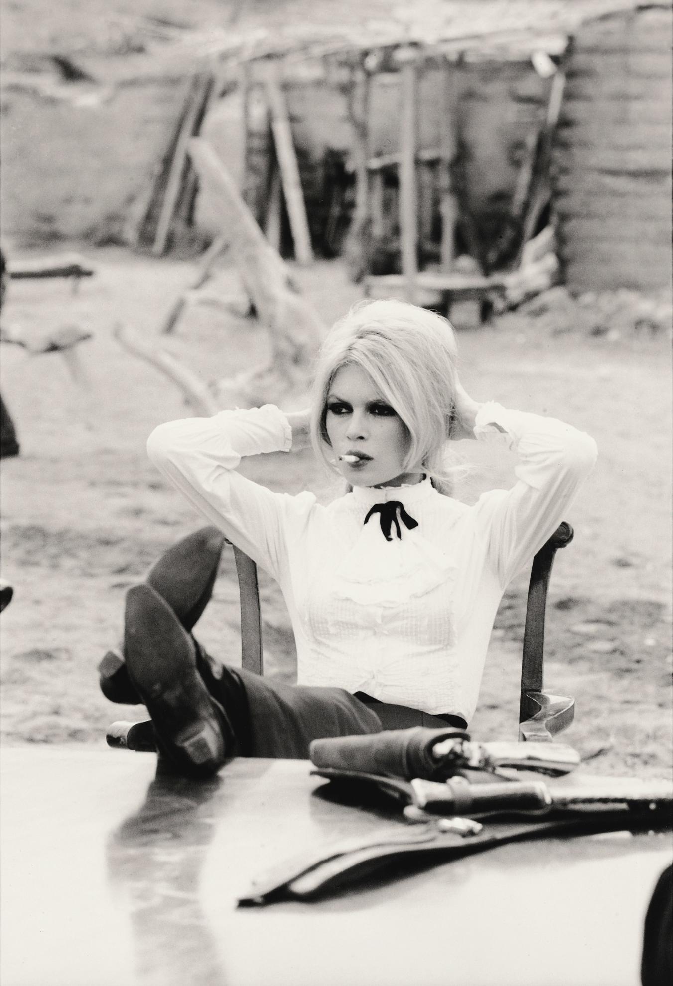Jacques Heripret-Brigitte Bardot-1968