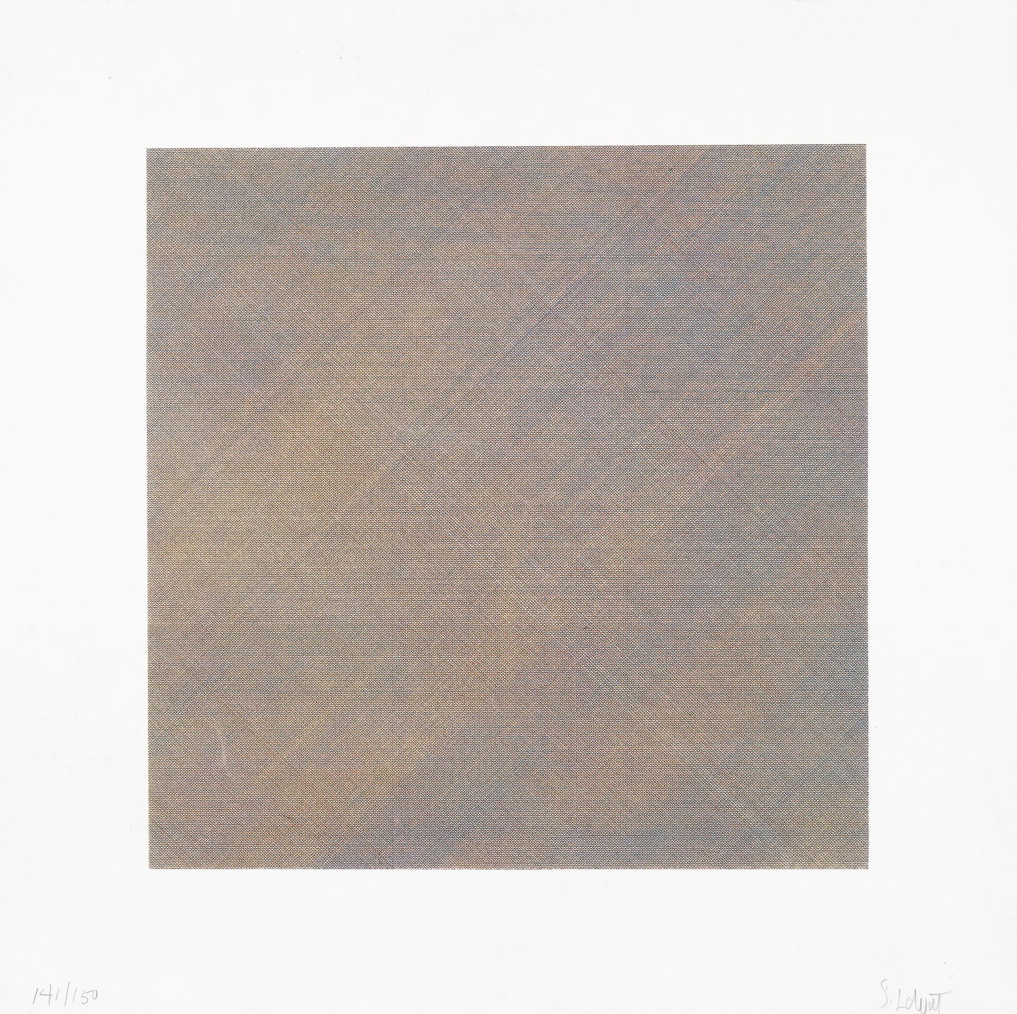 Sol LeWitt-Composite Series-1970