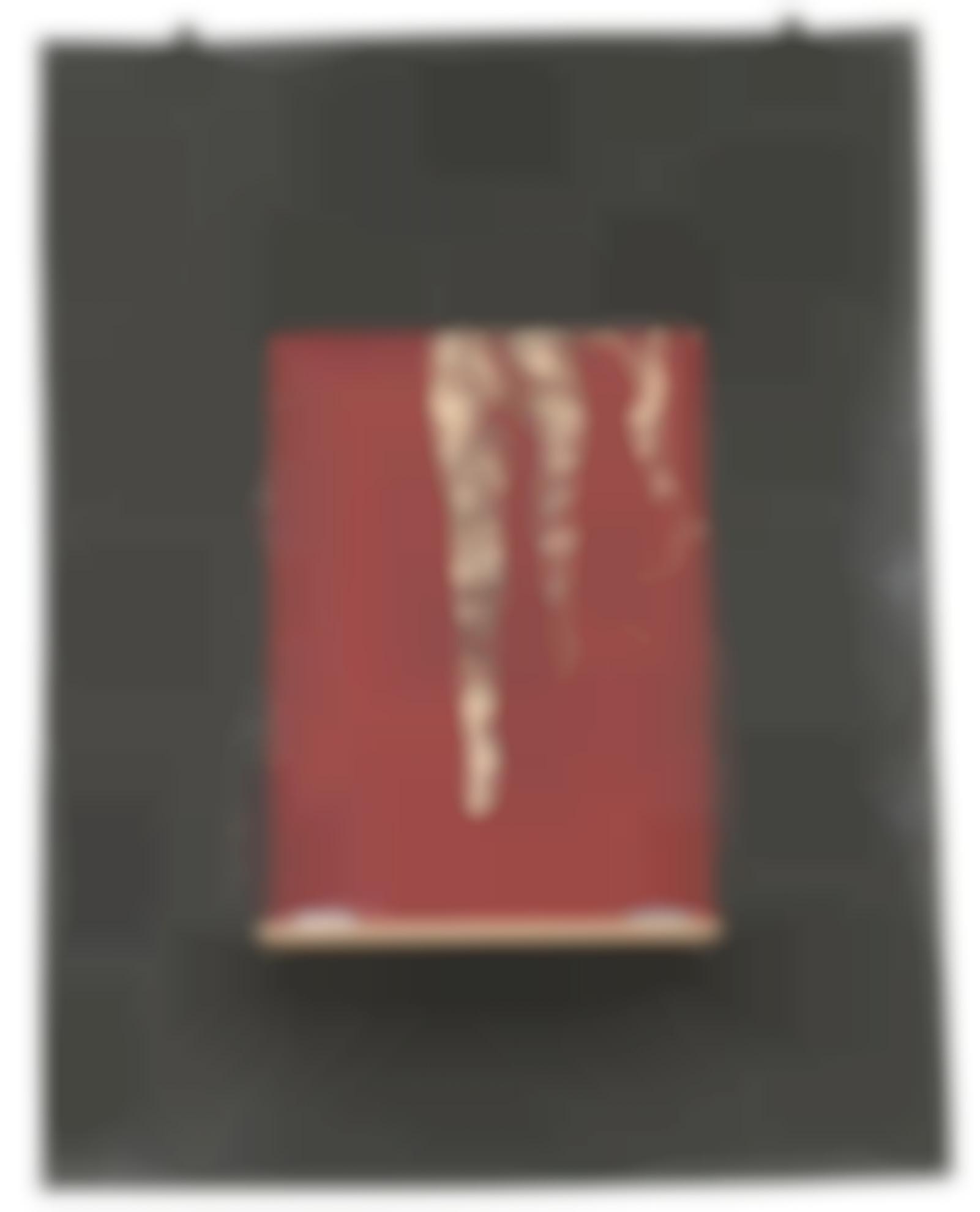 Fredrik Vaerslev And Stale Vold - Shelf Painting-2012