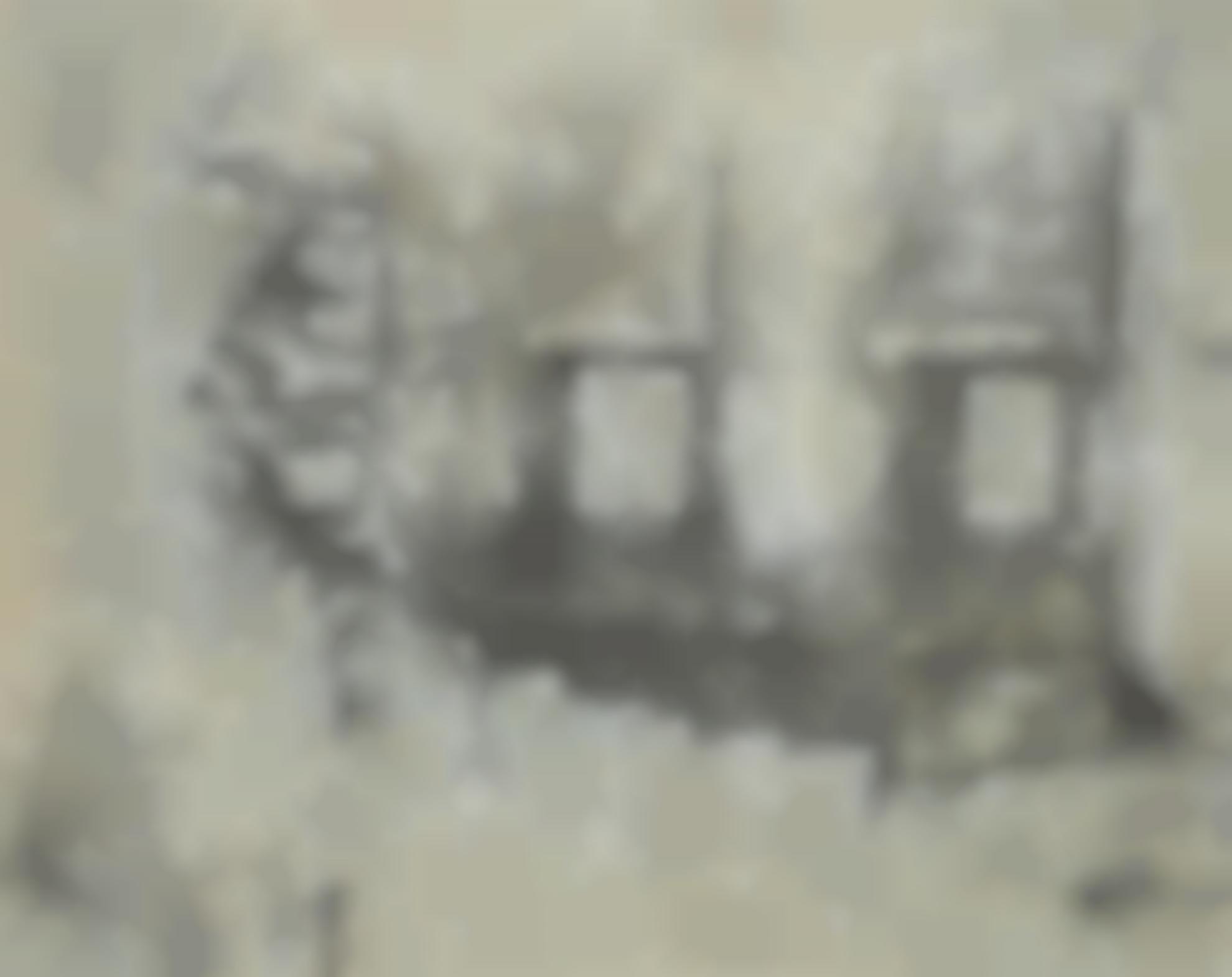 Marie-Anne Poniatowski - Ruines-1991