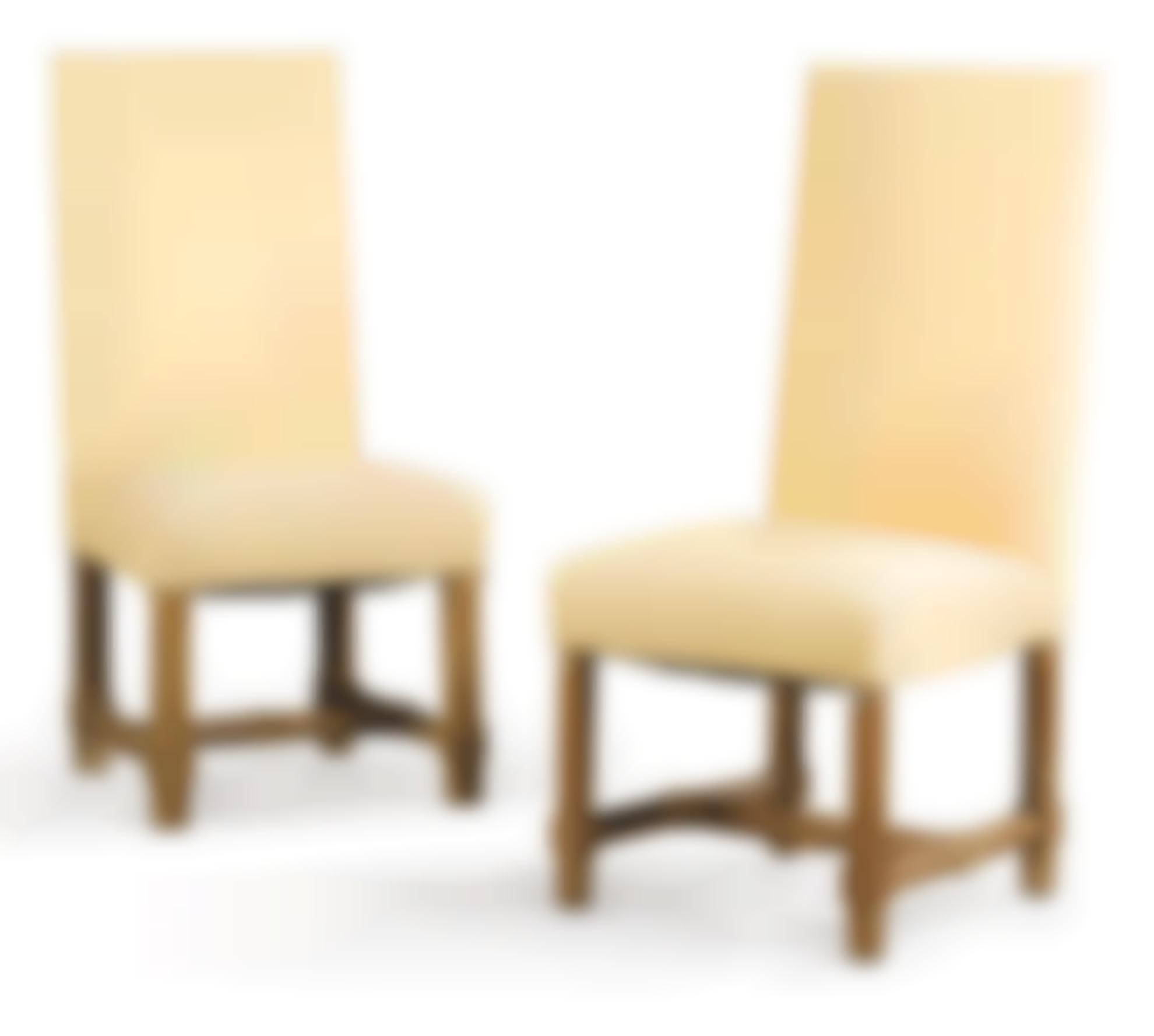 French - Two Armchairs-