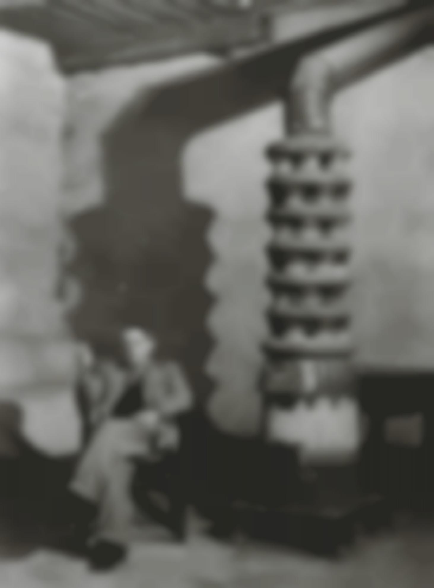 Brassai-Picasso Dans Son Atelier, 1939-