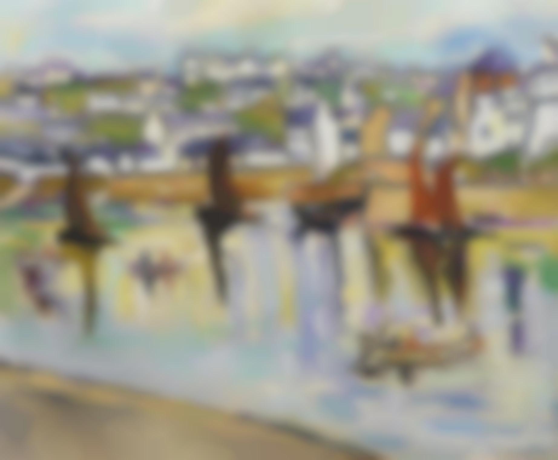 Louis Valtat-Port Breton-1924
