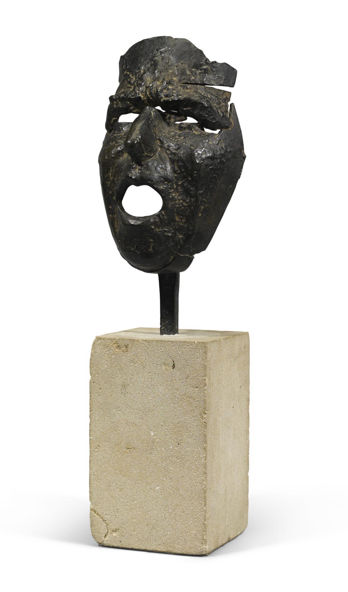 Julio Gonzalez-Masque Montserrat Criant-1939