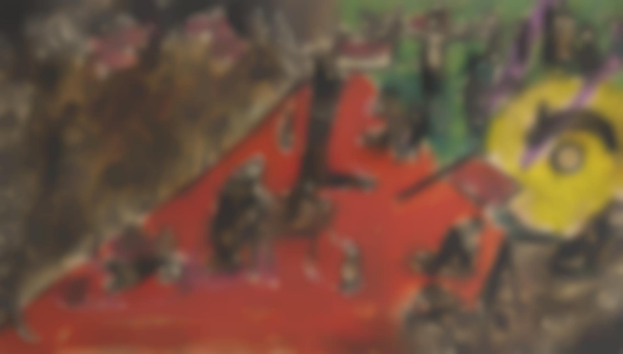 Marc Chagall-La Revolution (Esquisse)-1939
