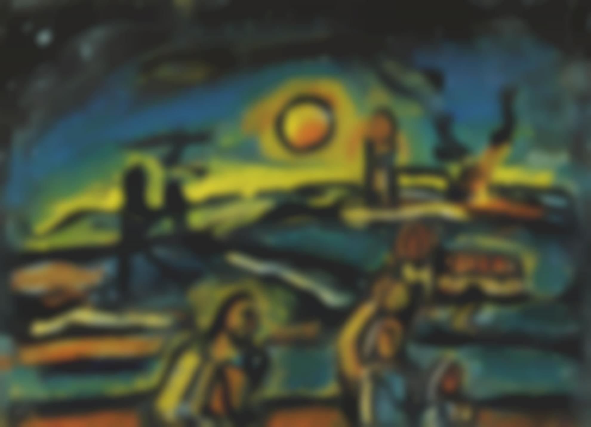 Georges Rouault-Paysage Biblique-1948