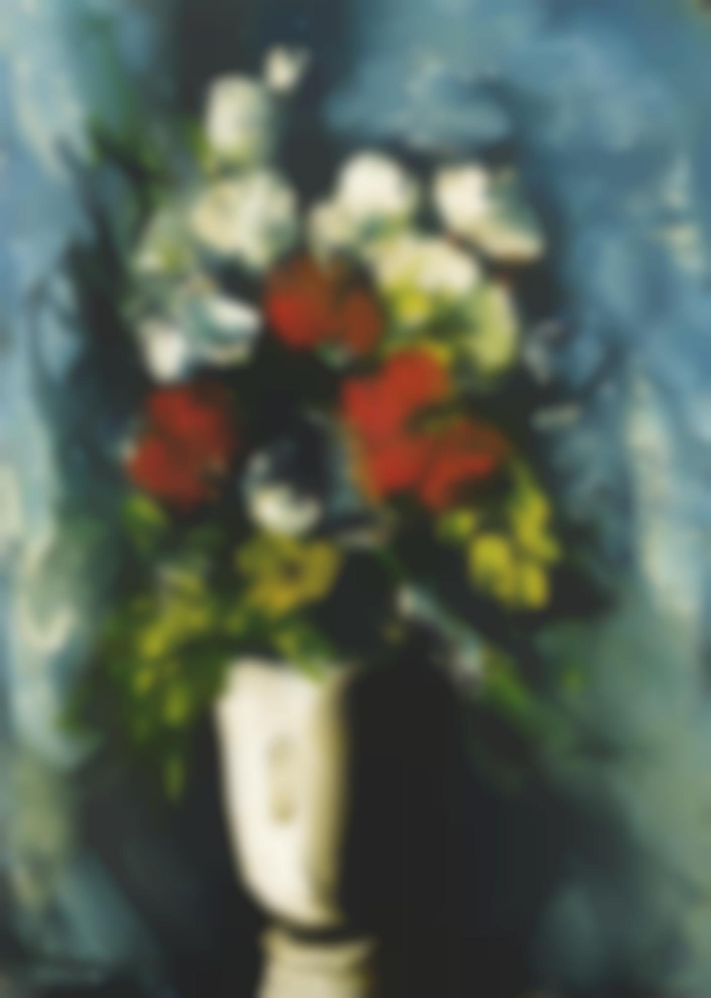 Maurice de Vlaminck-Bouquet De Fleurs-