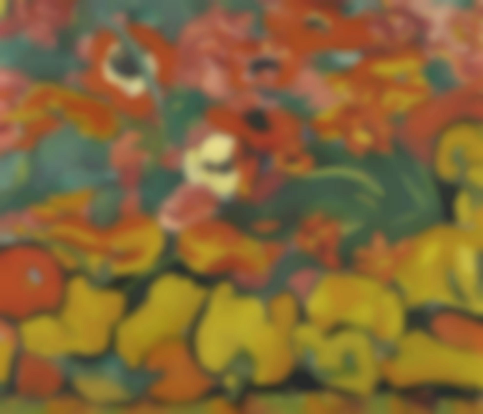 Louis Valtat-Fleurs Et Fruits-1906