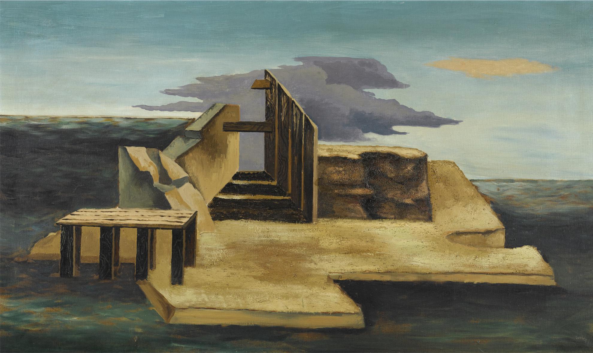 Jean Lurcat-Ile-1928