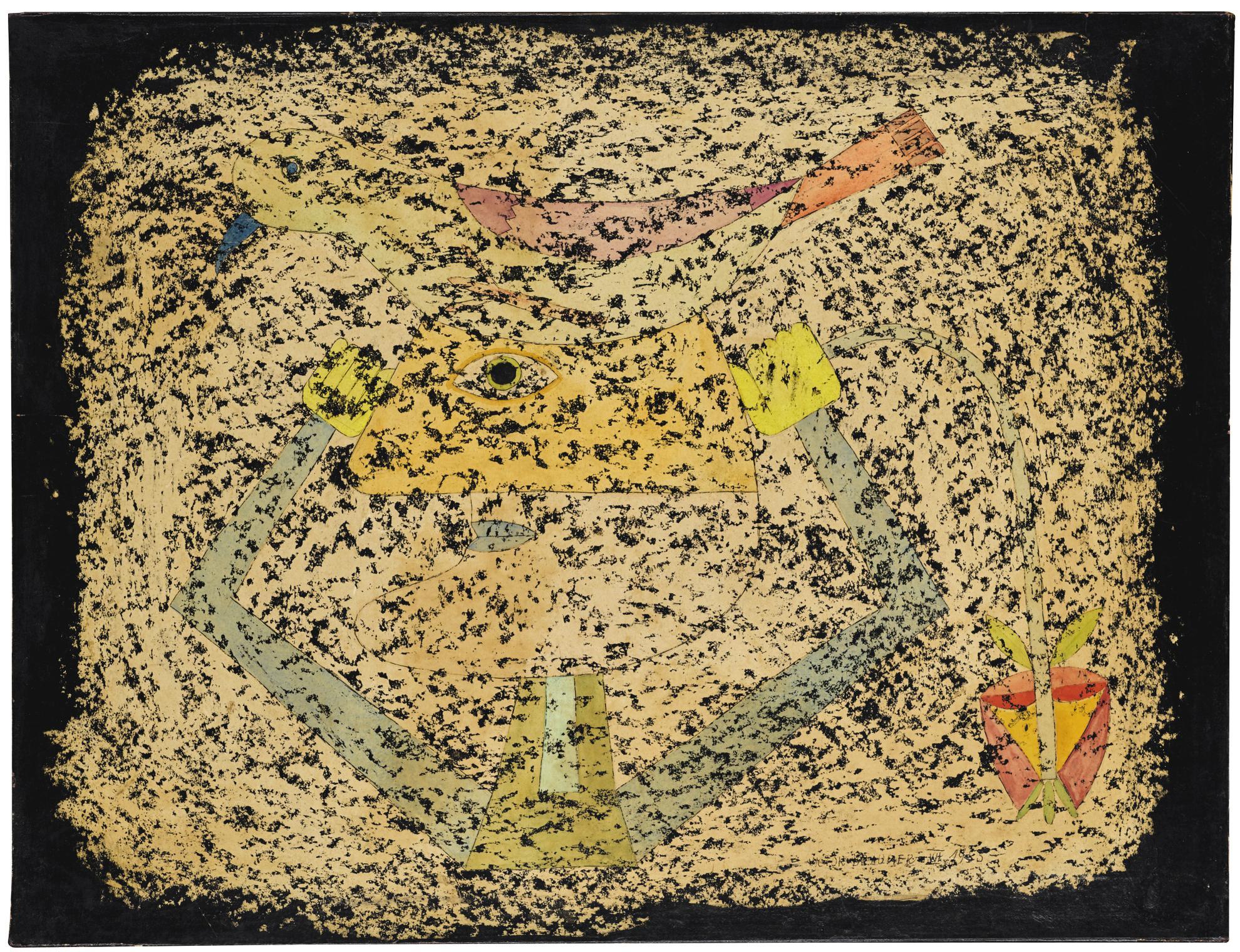 Victor Brauner-Sans Titre-1955
