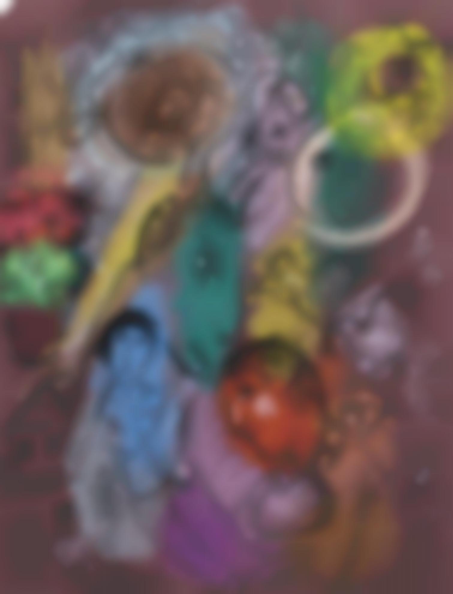 Marc Chagall-La Fete Du Peintre-1978