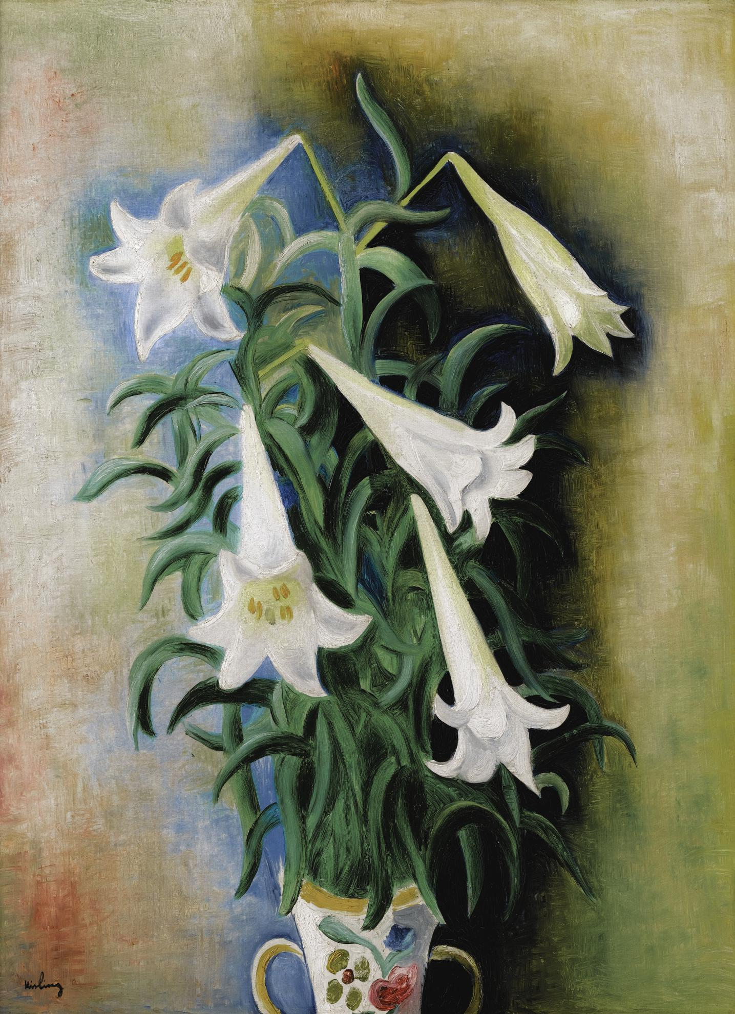 Moise Kisling-Lys-1930