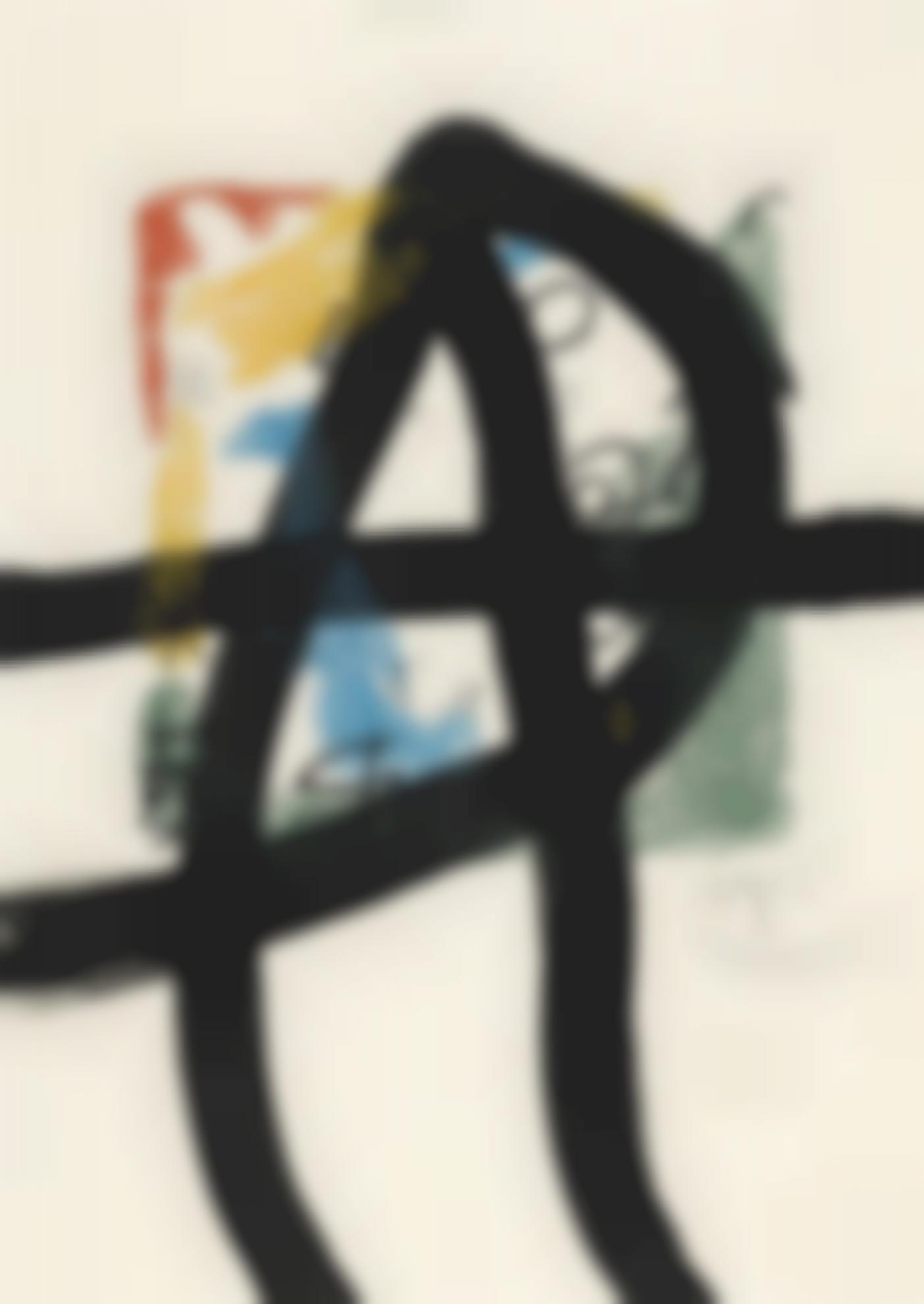 Joan Miro-Les Essencies De La Vence-1968
